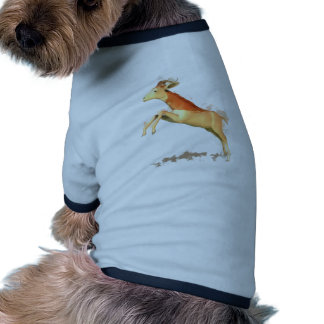 Dama Gazelle Dog T Shirt