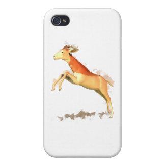 Dama Gazelle iPhone 4/4S Cases