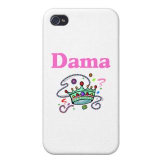 Dama iPhone 4 Cases