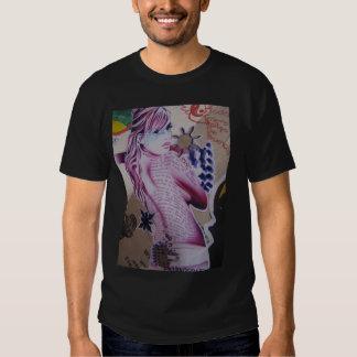 dama pink t shirt