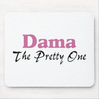 Dama The Pretty One Mousepad