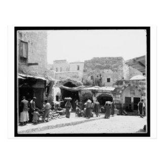 Damascus Gate Postcard