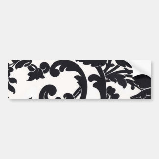 Damask1 sticker