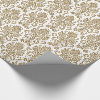 Damask -1- Wrapping Paper