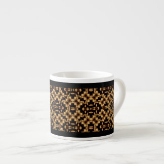 Damask French Lace Espresso Cup