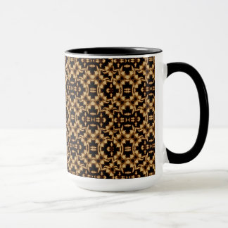 Damask French Lace Mug