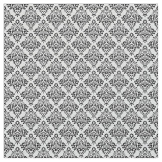 Damask Ornament Fabric