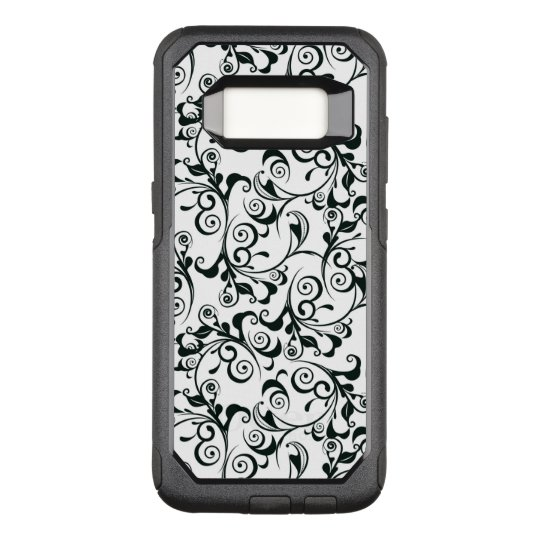 Damask OtterBox Commuter Samsung Galaxy S8 Case