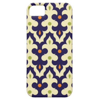 Damask paisley arabesque Moroccan pattern girly iPhone 5 Covers