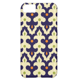 Damask paisley arabesque Moroccan pattern girly iPhone 5C Case