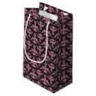Damask Pattern 5 Small Gift Bag