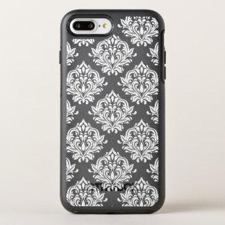 Damask Pattern OtterBox Symmetry iPhone 8 Plus/7 Plus Case