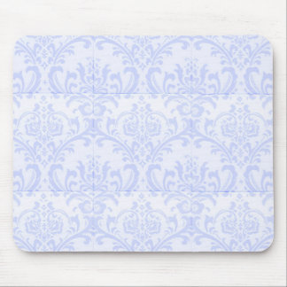 Damask Tile Mouse Pad