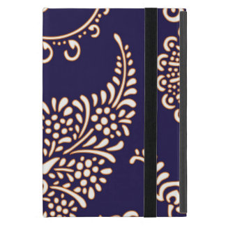 Damask vintage paisley girly floral henna pattern iPad mini case