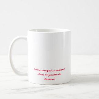 DamaskedBunny, Coffee Mug