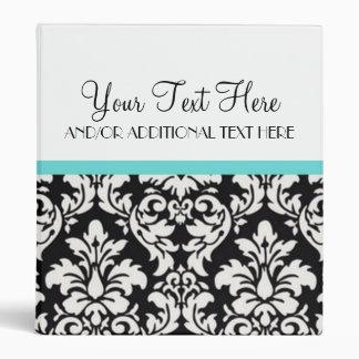 Damassé de Tiffany Classeurs Vinyle