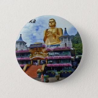 dambulla-cave-temple-sri-lanka angie. 2 inch round button