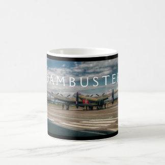Dambuster Lancaster Mug