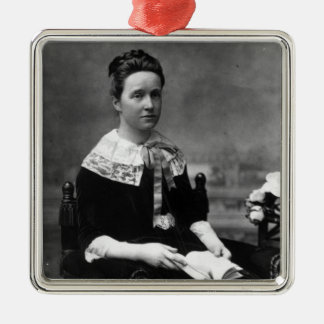Dame Millicent Fawcett, c.1880 Metal Ornament