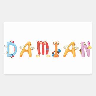 Damian Sticker