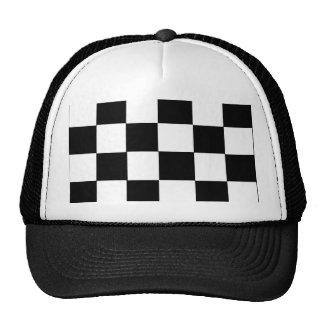 damier - customisé casquette