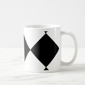 Damier Tasse À Café