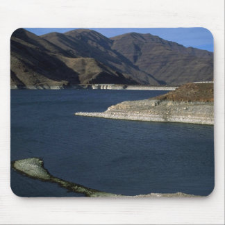 Dammed Snake River, Idaho Mouse Pad