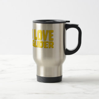 Damn-I-Love-Sugar-Glider Travel Mug