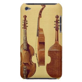 d'Amore d'alto, XVIIIème siècle, 'd'Instrum musica Étuis Barely There iPod