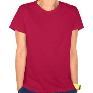 D'amour de Brids pièce en t rose de jeune mariée T-shirt