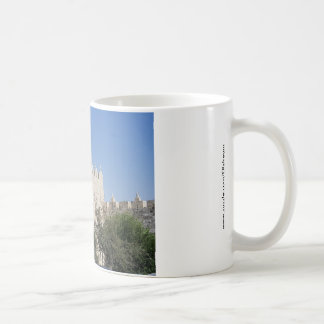DAMSCUS GATE J CITY COFFEE MUG