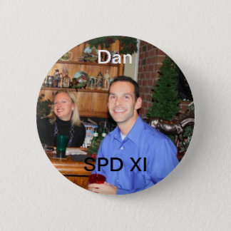 Dan 2 Inch Round Button