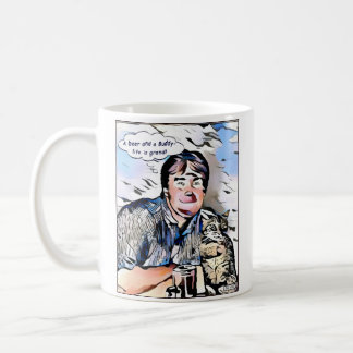 Dan & Buddy Cartoon -11oz classic coffee Mug