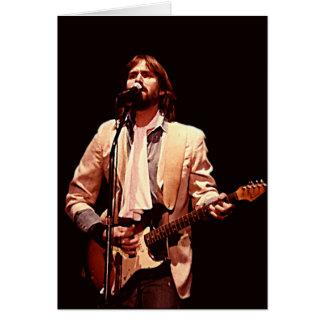 Dan Fogelberg 1984 Concert Card