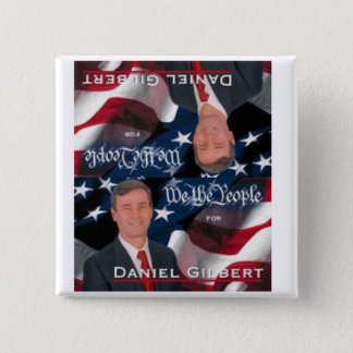 Dan Gilbert For President Square Button