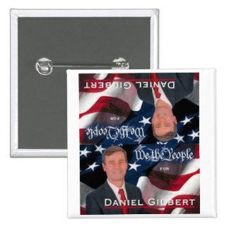 Dan Gilbert For President Square Button