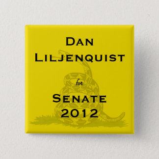 Dan Liljenquist for Senate Tea-Party Button