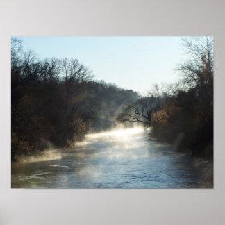 Dan River Poster