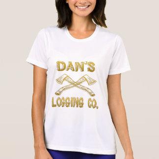 Dan s Logging Company T Shirts