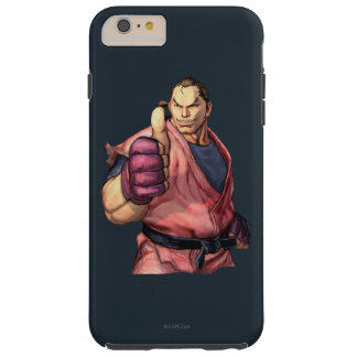 Dan With Thumb Up Tough iPhone 6 Plus Case