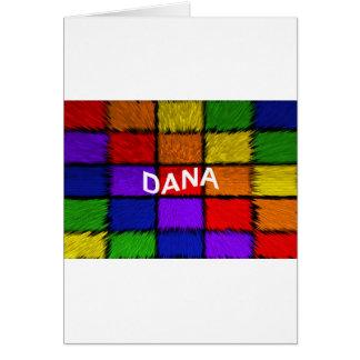 DANA CARD