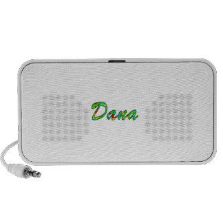 Dana doodle speaker