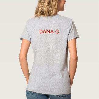 Dana G's Riddim Roots Radio Women's T-Shirt