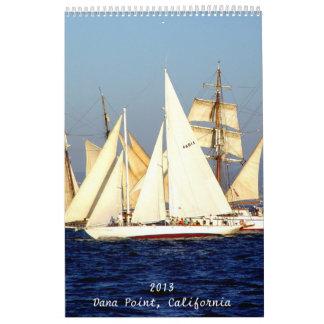 Dana Point 2013 Calendar