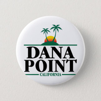 Dana Point California 2 Inch Round Button