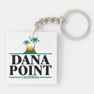 Dana Point California Keychain