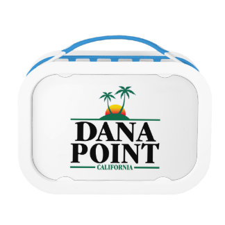 Dana Point California Lunch Box