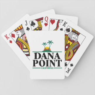 Dana Point California Playing Cards