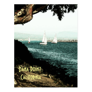 Dana Point, California Postcard