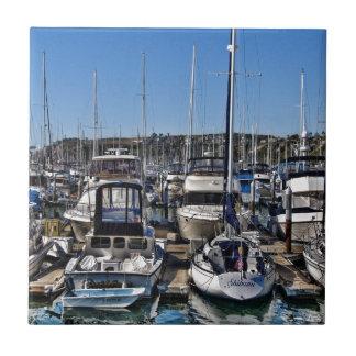 Dana Point Harbor Tiles